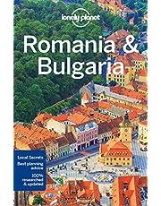 Lonely Planet Romania & Bulgaria 7 7th Ed.: 7th Edition