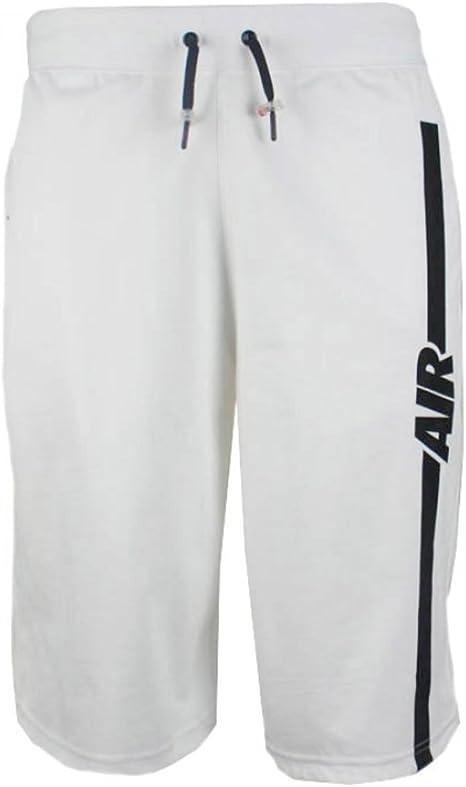 Nike Air Pivot V3 Blanco algodón Pantalones Cortos. Sz TAMAÑO Mediano: Amazon.es: Deportes y aire libre