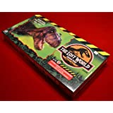 """RARE Factory Sealed 1996"""" Jurassic Park LOST WORLD 3-D Board Game, NEW - PERFECT!"""