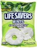 LifeSavers Hard Candy, Spearomint, 6.25 Ounce (Pack of 12)