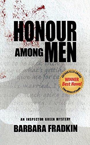 book cover of Honour Among Men