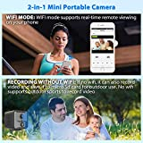 WiFi Hidden Camera, Relohas Full HD 1080P Mini