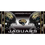Jacksonville Jaguars Fiber Reactive Beach Towel