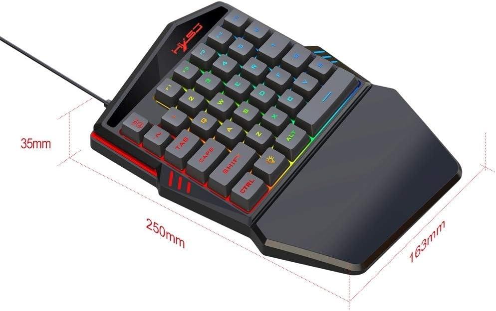 DUANDETAO V100-2+S100+P5 Bluetooth Mobile Game Keyboard Mouse Converter Set