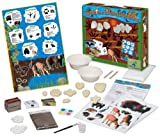 Young Scientists will learn about animal tracking through exciting hands-on science experiments and activities. Identify animal tracks, learn about the animals that make the tracks, cast animal tracks, play the tracking game, create animal track prin...