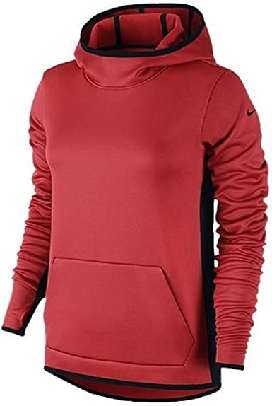 sports shoes shades of various styles Nike Women's All Time Tech Pullover Hoodie, Light Crimson Black ...