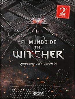 El Mundo de The Witcher. Compendio Del Videojuego Comic ...