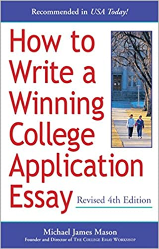 Amazon.Com: How To Write A Winning College Application Essay