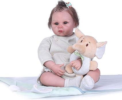 Full Body Mini silicone baby Girl Genesis