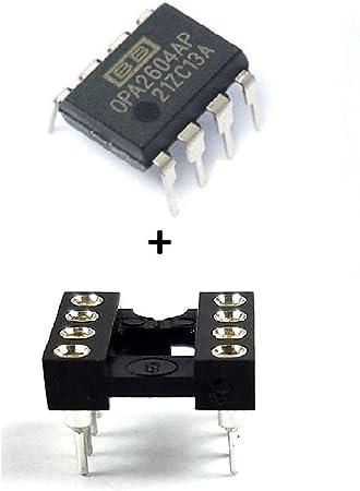 2Pcs OPA2604AP OPA2604 Dual Fet Input Op Amplifier US Stock e