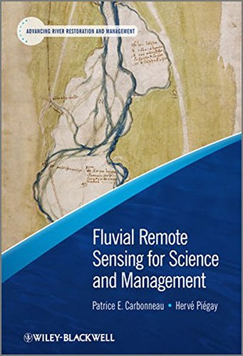 Fluvial Remote Sensing for Science and Management by Brand: Wiley-Blackwell