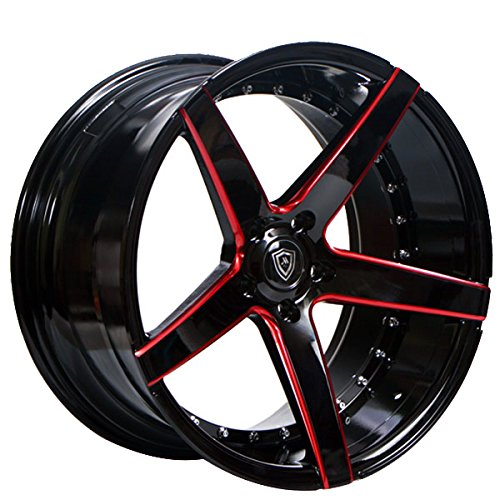 red and black rims - 3
