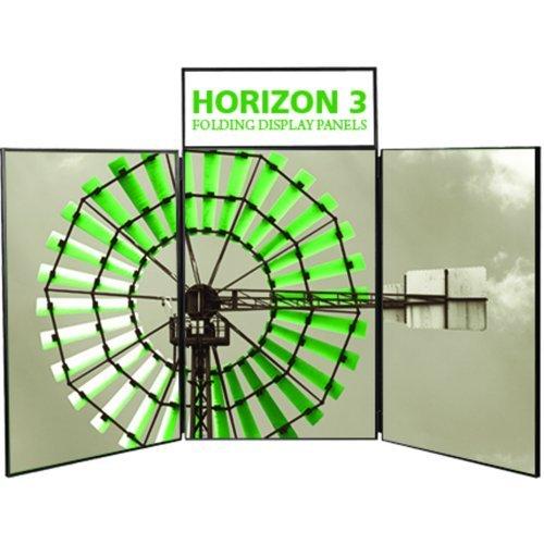 Exhibitor's Handbook HZ-TT-S Horizon 3 Panel Fast Folding Tabletop