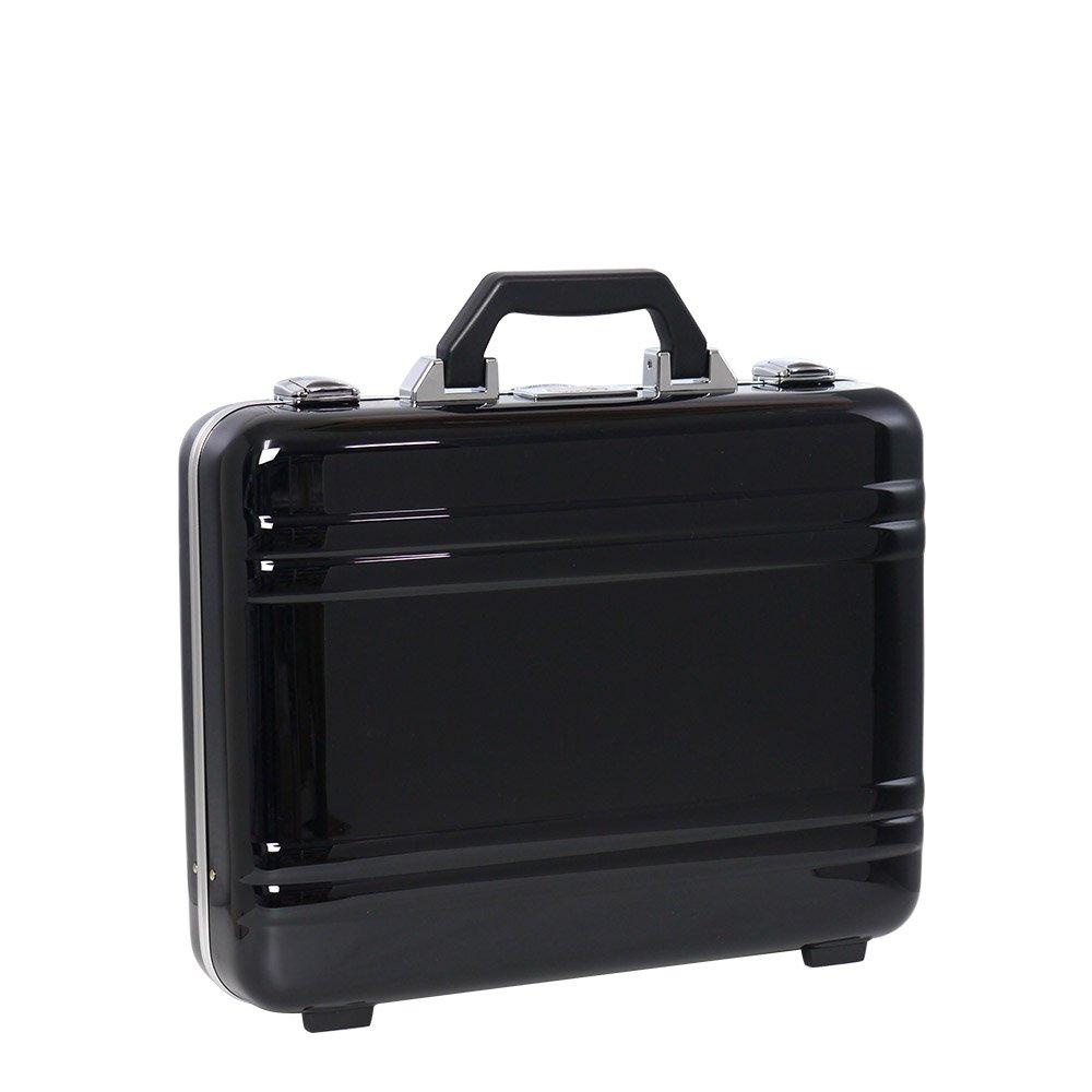 [ゼロハリバートン] ZEROHALLIBURTON CLASSIC POLYCARBONATE 2.0 ATTACHÉ Large Framed Attaché Black[並行輸入品]   B07FT32QTG