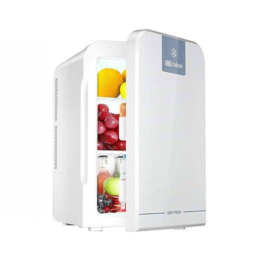 Yuany Mini Nevera/automóvil y refrigerador pequeño para el hogar ...