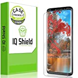 Galaxy S9 Screen Protector [2-Pack], IQ Shield LiQuidSkin...