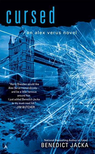 Cursed (Alex Verus Book 2)