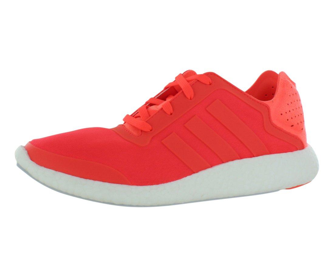 adidas Performance Men's Pureboost Running Shoe B00KD2O51K 10 M US Solar Red/White