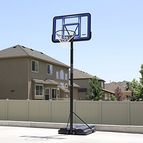 081483000725 - Lifetime 1270 Pro Court Portable Basketball System, 42 Inch Backboard carousel main 4