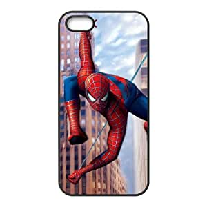 spiderman marvel iPhone 4 4s Cell Phone Case Black xlb2-287533