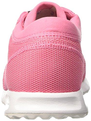 adidas Damen Los Angeles Sneaker Dekollete Pink (Easy Pink S17/easy Pink S17/ftwr White)