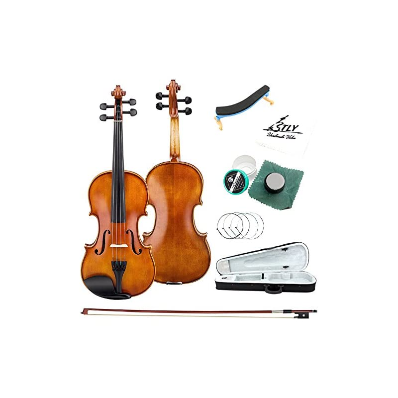 TLY 4/4 Acoustic Professional Violin Han