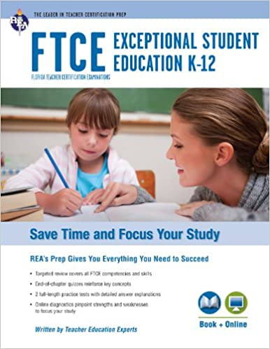 Amazon ftce exceptional student education k 12 book online ftce exceptional student education k 12 book online ftce teacher certification test prep pappsc edition kindle edition fandeluxe Gallery