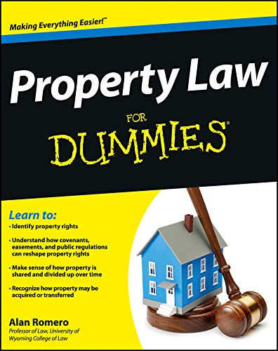 How to find the best property law for dummies for 2020?