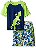 iXtreme Boys%27 Lizard Rashguard Set