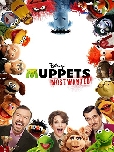 Muppets Most Wanted (Theatrical)