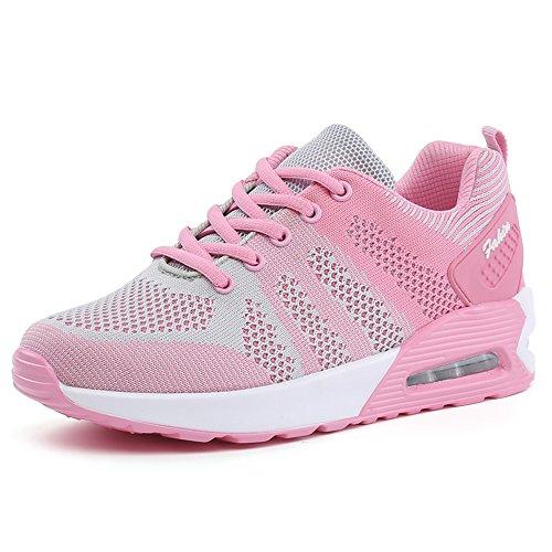 Kashiwu Nouvelles Femmes Chaussures De Course Sports Plein Air Pour Absorber Les Chocs En Cours D'ex