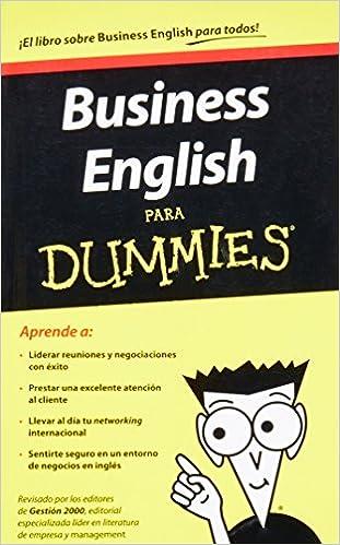 Business English para Dummies