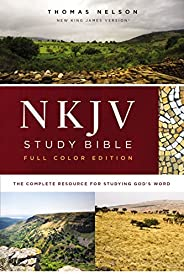 NKJV Study Bible, Full-Color, eBook: The Complete Resource for Studying God's Word