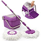 Spin Tastic Mop Handy Foldable Bucket