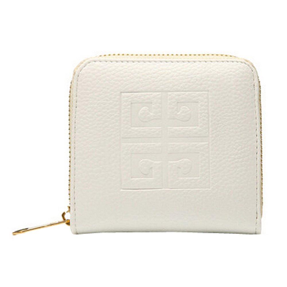 Motif Mode Femmes Mini Slim Wallet Portefeuilles utiles Petite Purse, H Blancho Bedding