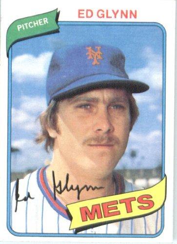 1980 Topps Baseball Card #509 Ed Glynn (1980 Topps Card)