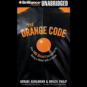 The Orange Code Audiobook