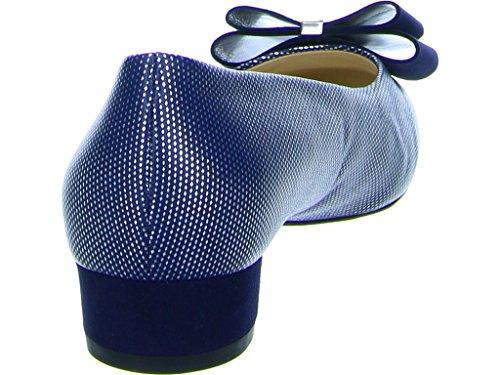 Kaiser 25137832 Blau Ballerine Peter Donna PdRWqd45