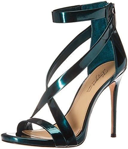 Metallic Imagine Devin Women's Emerald dress Camuto Deep Sandal Vince xwqzwCngP