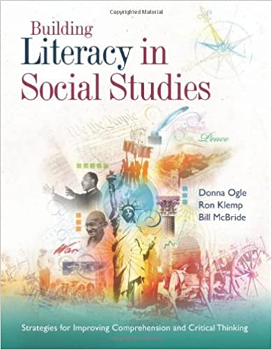 Amazon.com: Building Literacy in Social Studies: Strategies for ...