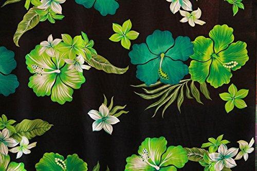 Hibiscus Print Fabric - 7