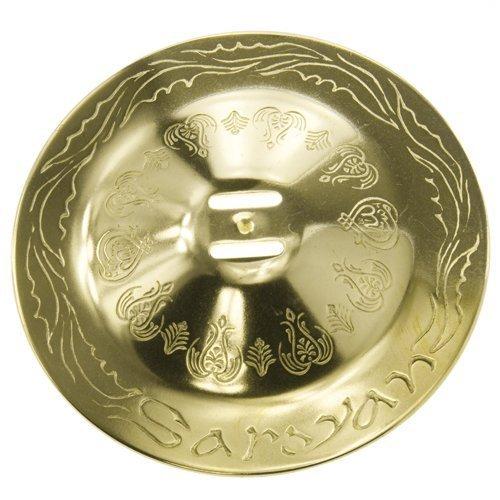 Brass Arabesque II Zills/Finger Cymbals/Zils