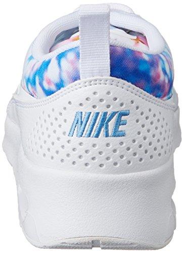 Nike Wmns Air Max Thea Utskriftskörsbärsblommor - 599408-102 Körsbärsblom Vit / Vit-unvrs