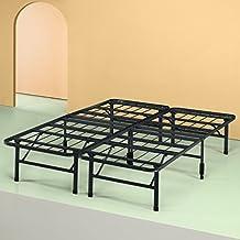Zinus 14 Inch SmartBase Mattress Foundation/Platform Bed Frame/Box Spring Replacement/Quiet Noise-Free/Maximum Under-bed Storage