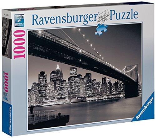 Ravensburger - 15835 - Puzzle - Manhattan Pont de Brooklyn - 1000 Pièces