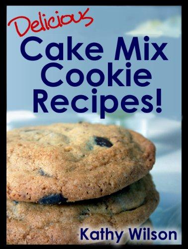cake mix cookies - 6