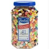 jelly bean jar - Gimbal's Gourmet Jelly Bean Jar, 40 oz.