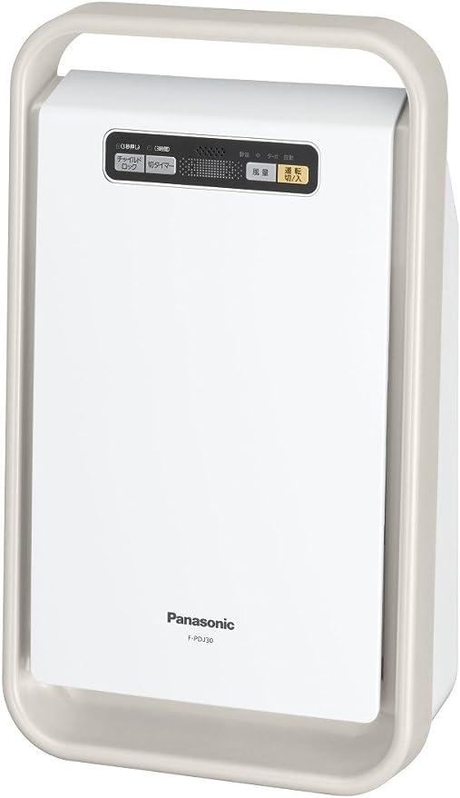 Panasonic purificador de aire Beige lechoso aplicación superficie ...