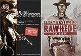 The Big Clint Eastwood Western Bundle - Rawhide Complete Seasons 1-3 (23-DVD Set) & High Plains Drifters, Joe Kidd, & Two Mules for Sister Sara Bundle