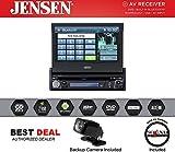 honda civic 2000 alarm - Jensen VX3012 Motorized 7
